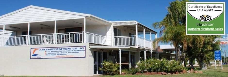 Stay in the heart of Kalbarri