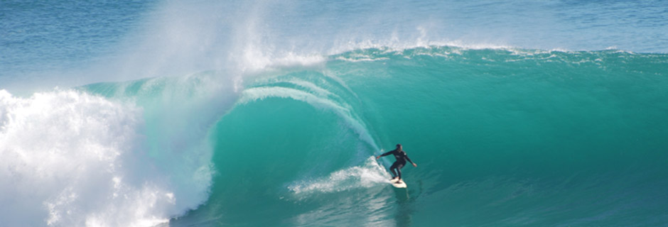 Surf the left at Jakes